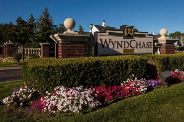 Wyndchase Apartments.