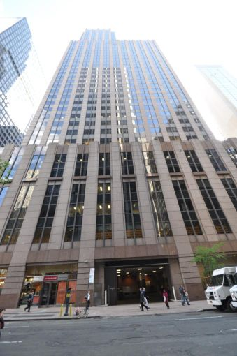 The property at 1177 Avenue of the Americas.