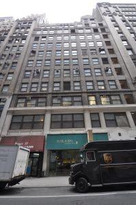 132 West 36th Street.