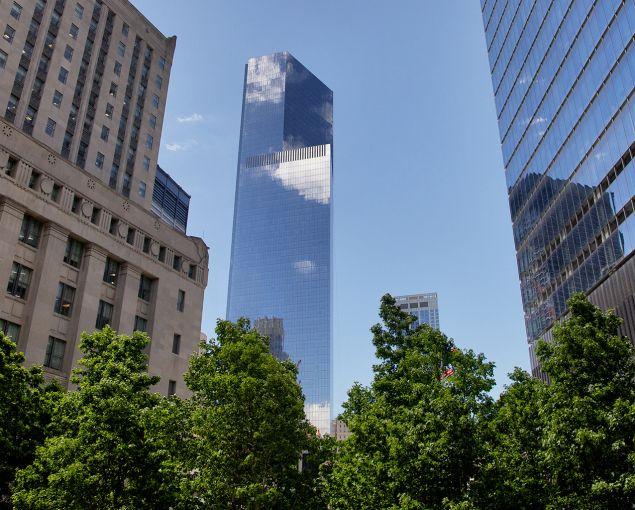 4 World Trade Center.(Photo: Silverstein Properties).