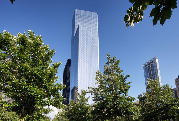 4 World Trade Center. (Silverstein Properties)