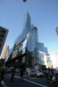 Time Warner's leaseback at the Time Warner Center was the year's biggest deal.