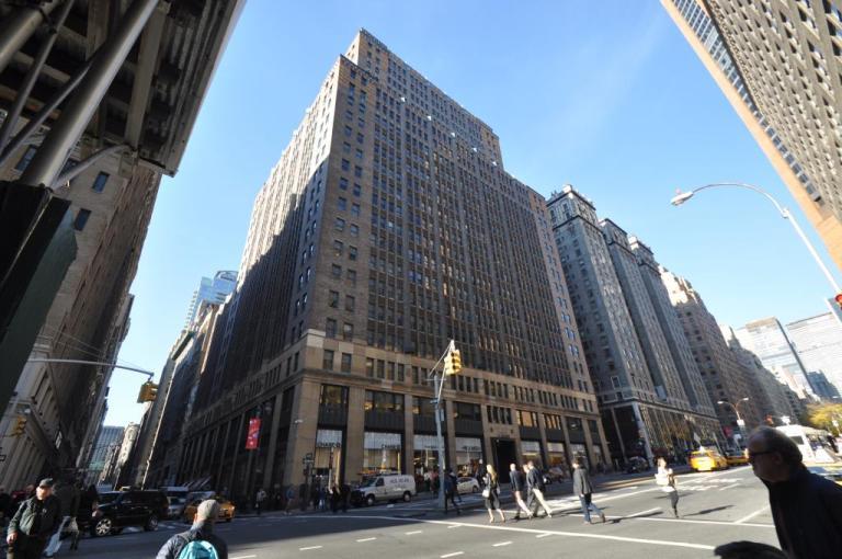 2 Park Avenue.