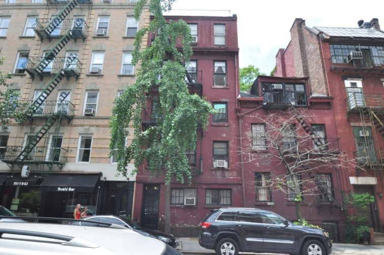 224 and 226 West 13th Street.