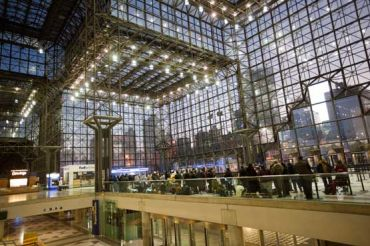 JUMPIN' JAVITS?: True, there are no slot machines and blackjack tables at NYC's ICSC conference at the Javits Center on the Far West Side.