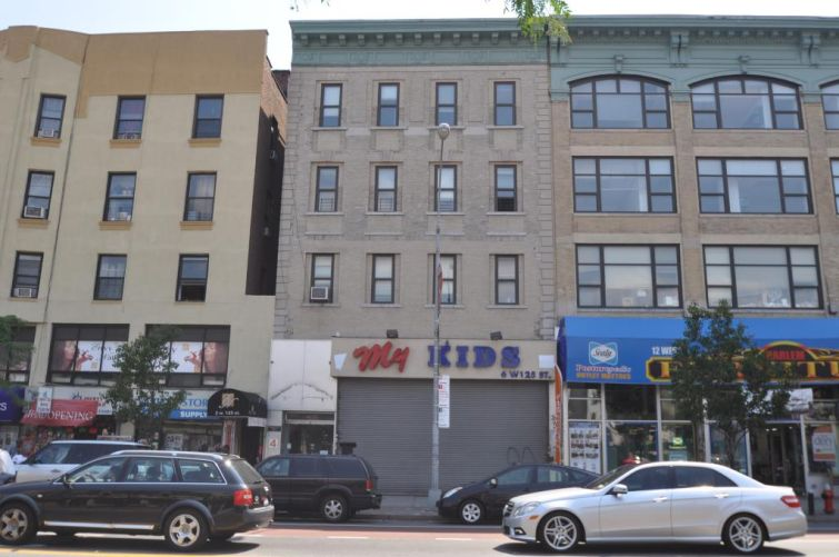 4 West 125th Street