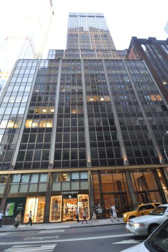 555 Madison Avenue.