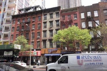 587-591 Third Avenue.