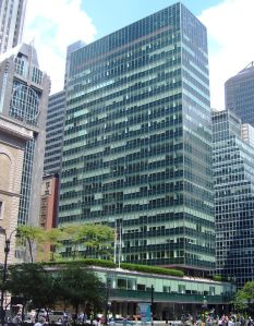 Lever House at 390 Park Avenue.