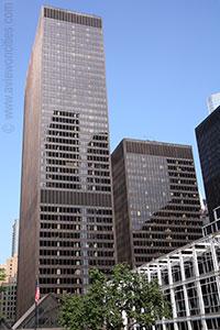 Michigan Plaza in Chicago.