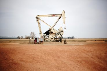 North Dakota oil field (Photos by Sebastiano Tomada).