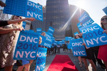 The Barclays Center is the hopeful home of the 2016 Democratic National Convention. (Photo: NYC Mayor's Office)
