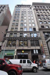10 West 33rd Street.