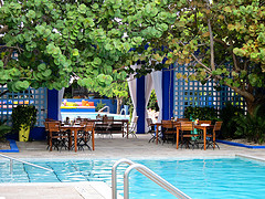 The Shore Club in Miami Beach (Photo: advencap via Flickr)