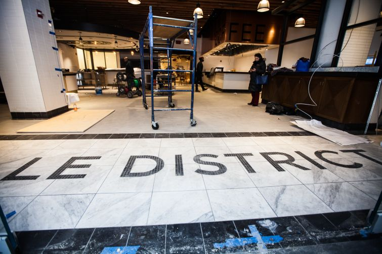 OOH LA LA: Le District of Brookfield Place should be a French version of Eataly (Photo: Emily Assiran/Commercial Observer.