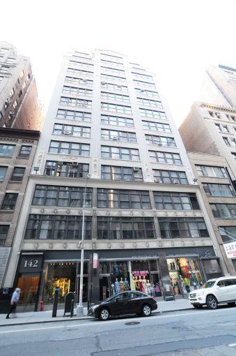 142 West 36th Street.