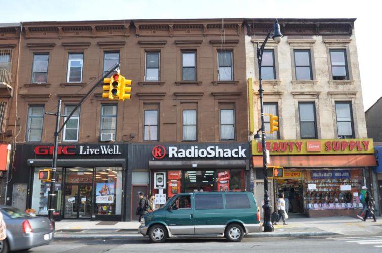 Fulton Street Radio Shack