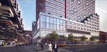 Rendering of 1800 Park Avenue (Credit: ODA)