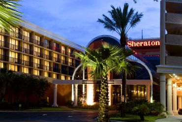 Sheraton Orlando North.