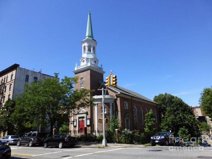 Wadsworth Avenue Baptist Church.