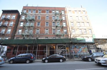 321-323 Lenox Avenue.