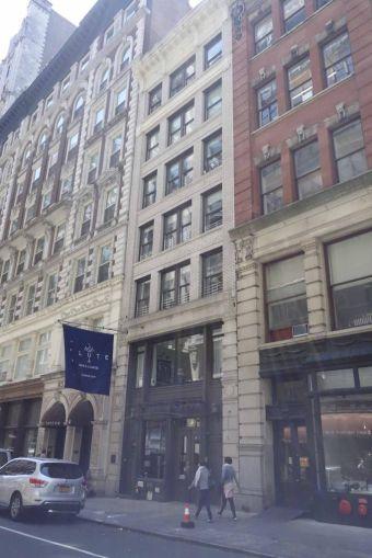 40 East 20th Street.