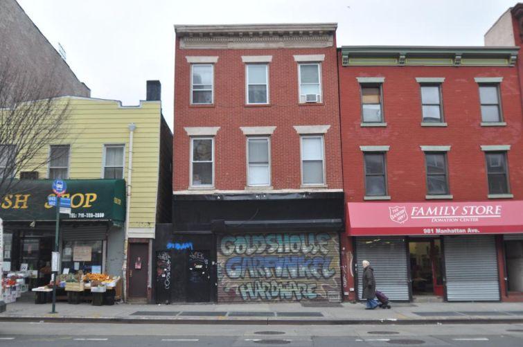 977 Manhattan Avenue.