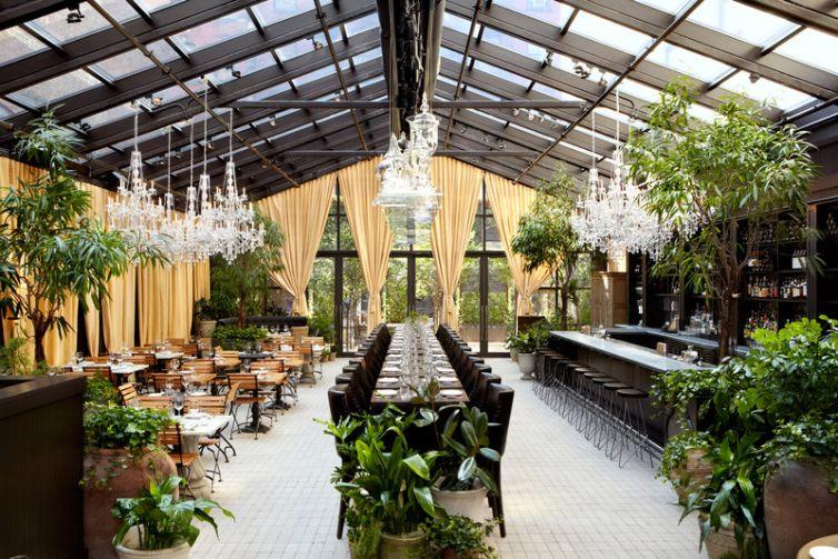 Mondrian Soho Hotel.