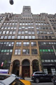 315 West 36th Street.