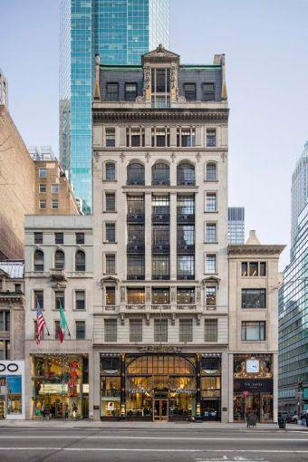 597 Fifth Avenue.