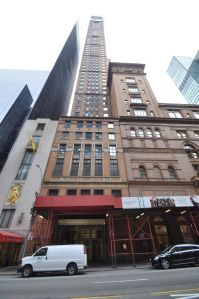 Carnegie Hall Tower.