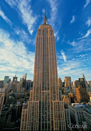 Empire State Building is a test lab for the business case for sustainability (Photo: CoStar).