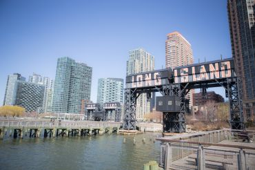 A residential boom in Long Island City is driving commercial demand (Photo: Arman Dzidzovic/Commercial Observer).