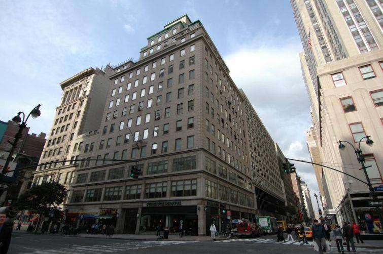 330 Fifth Avenue.