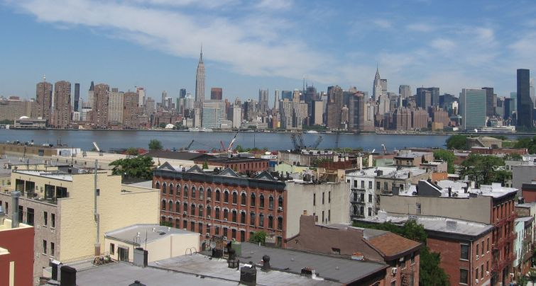 Greenpoint Waterfront.