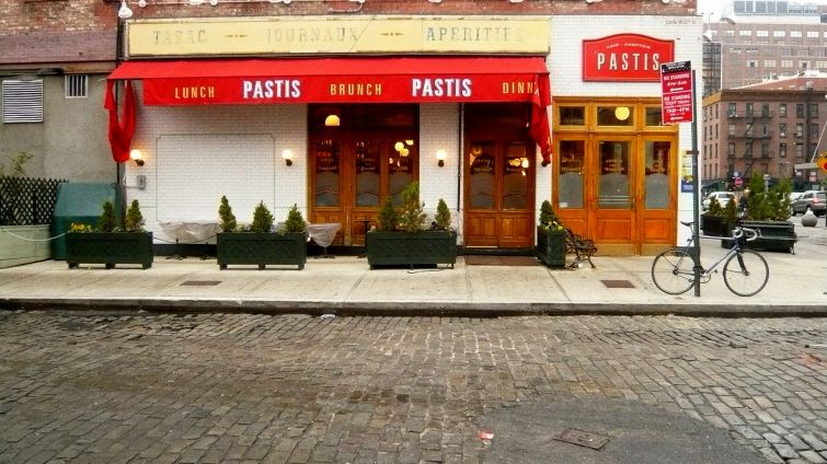 DEATH IN MEATPACKING: A 22-year-old construction worker was killed last week at Pastis.