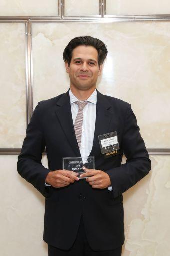 Marcos Alvarado== Commercial Observer Power 100 And Power 50== Park Hyatt New York, Onyx Room, NYC== June 17, 2015== ©Patrick McMullan== photo - J Grassi/PatrickMcMullan.com== ==