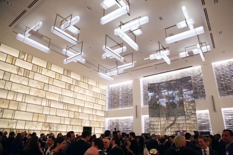 Atmosphere== Commercial Observer Power 100 And Power 50== Park Hyatt New York, Onyx Room, NYC== June 17, 2015== ©Patrick McMullan== photo - J Grassi/PatrickMcMullan.com== ==