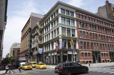 400 Lafayette Street.