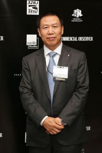 Raymond Qiao== Commercial Observer Power 100 And Power 50== Park Hyatt New York, Onyx Room, NYC== June 17, 2015== ©Patrick McMullan== photo - J Grassi/PatrickMcMullan.com== ==