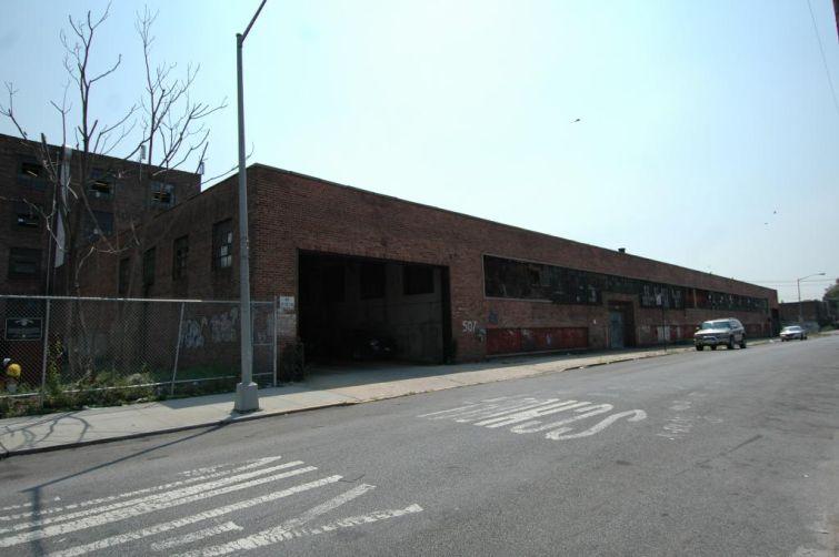 507 Osborn Street.