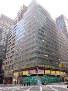 575 Madison Avenue.