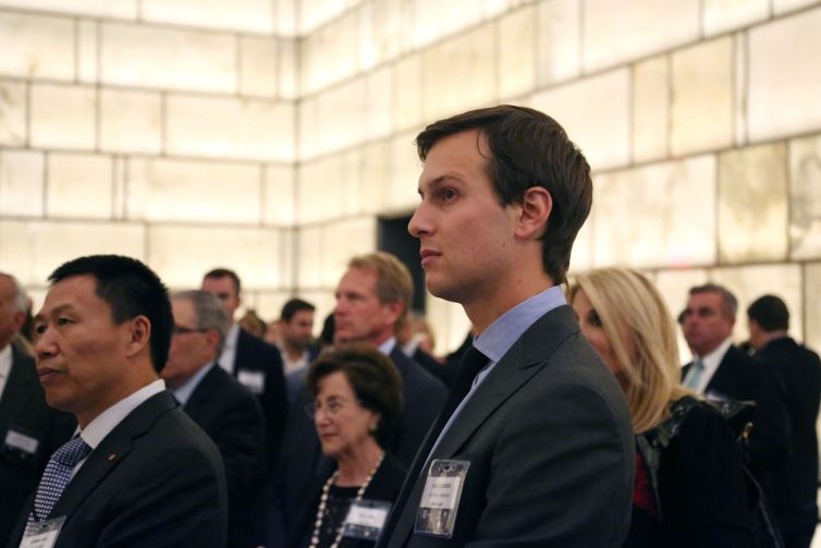 Jared Kushner== Commercial Observer Power 100 And Power 50== Park Hyatt New York, Onyx Room, NYC== June 17, 2015== ©Patrick McMullan== photo - J Grassi/PatrickMcMullan.com== ==