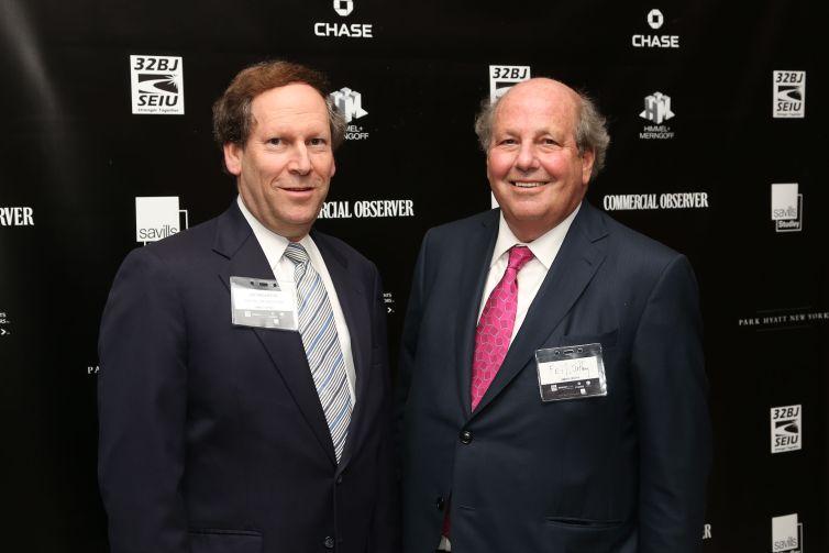 Jay Anderson, Feil Jeffrey== Commercial Observer Power 100 And Power 50== Park Hyatt New York, Onyx Room, NYC== June 17, 2015== ©Patrick McMullan== photo - J Grassi/PatrickMcMullan.com== ==