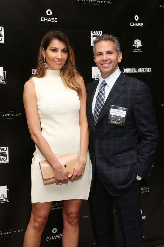 Ana Laspetkovski, David Weinreb== Commercial Observer Power 100 And Power 50== Park Hyatt New York, Onyx Room, NYC== June 17, 2015== ©Patrick McMullan== photo - J Grassi/PatrickMcMullan.com== ==