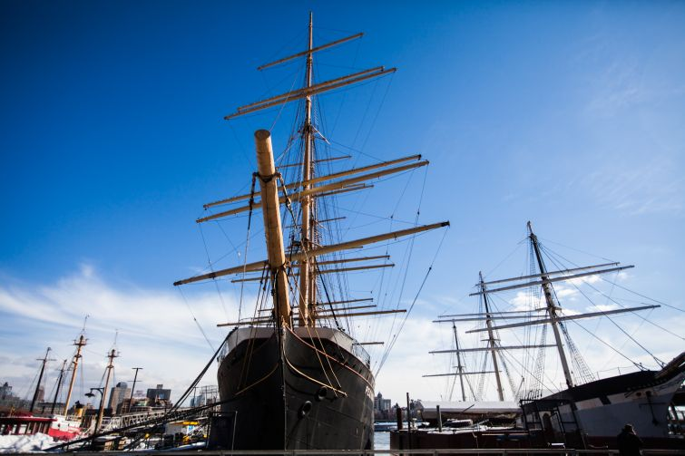 South Street Seaport (Photo: Emily Assiran/Commercial Observer).
