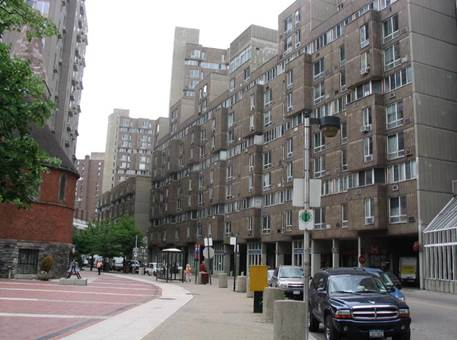 The mostly residential Roosevelt Island was home to prisoners when it bore a different name.