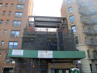 Construction is underway for a new middle school at Columbia Grammar and Preparatory School's 5 West 93rd Street (Photo: school's website).