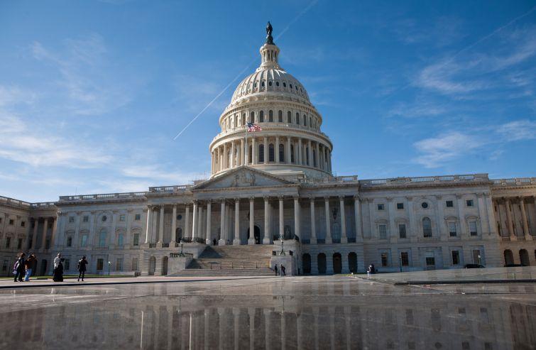 Washington D.C. Capitol Building (Photo: Getty).