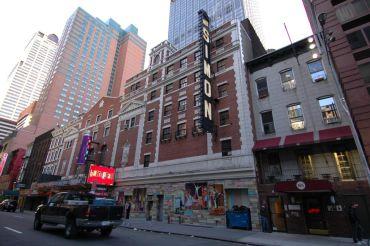 The Neil Simon Theatre.